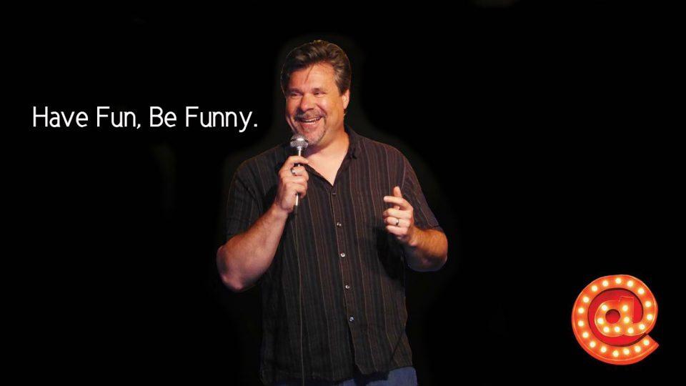 Brian Atkinson - Clean Comedy