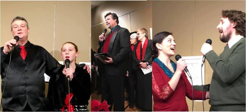 A Christmas Evening of Harmony