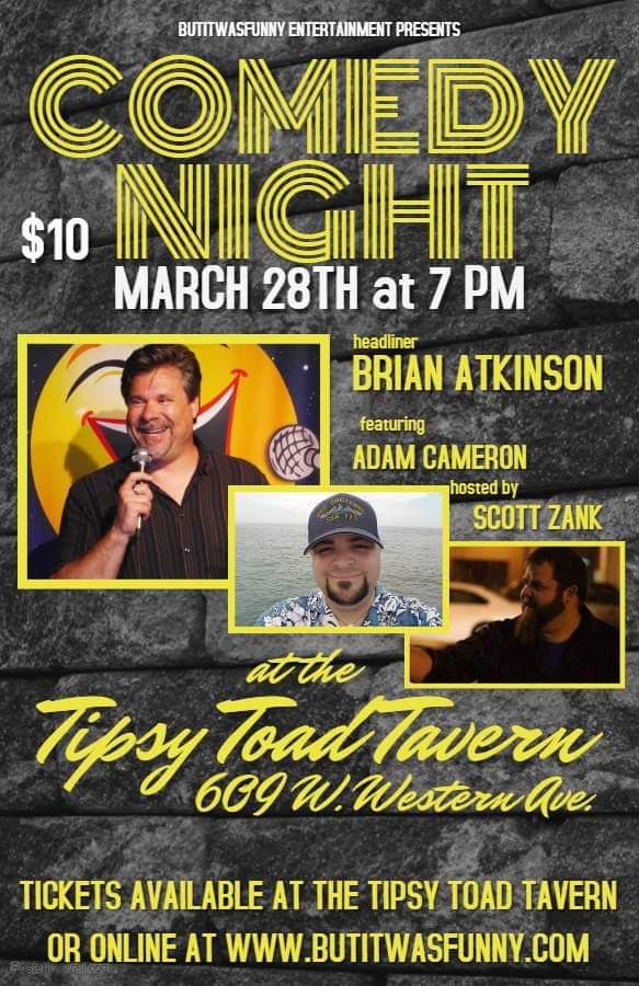 Tipsy Toad Tavern