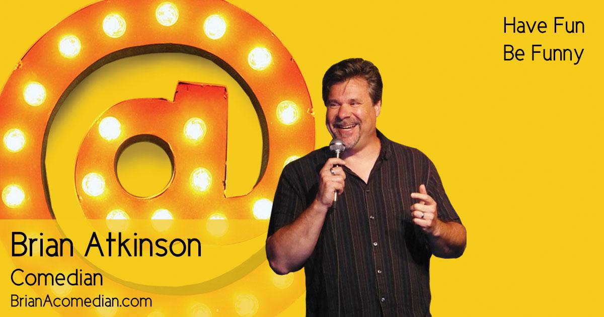 Brian Atkinson Comedian