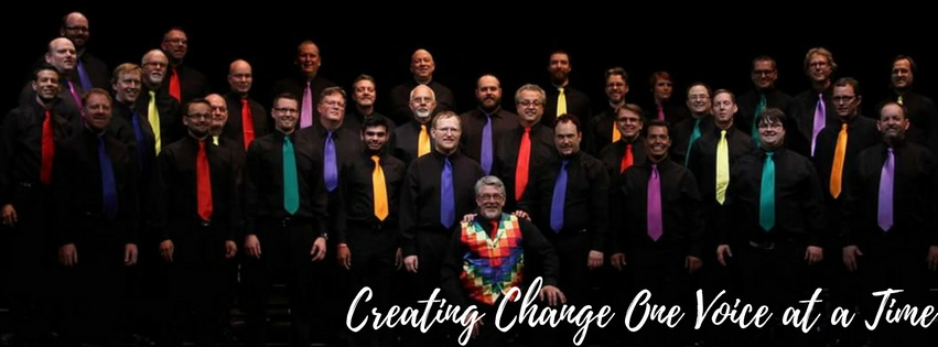 The West Michigan Gay Men's Chorus Spring Concert!