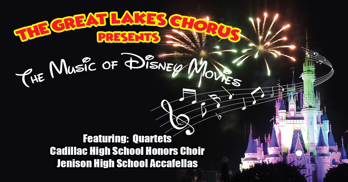 Great Lakes Chorus Disney