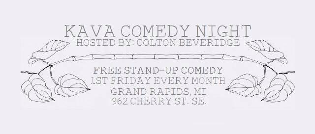 Kava Comedy Night