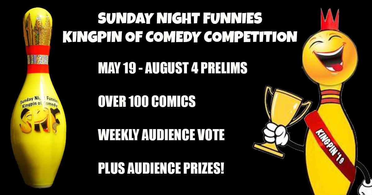 Kingpin of Comedy