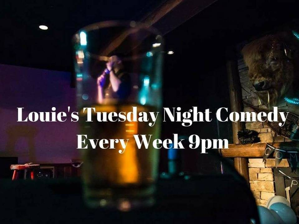 Louie's Comedy Night