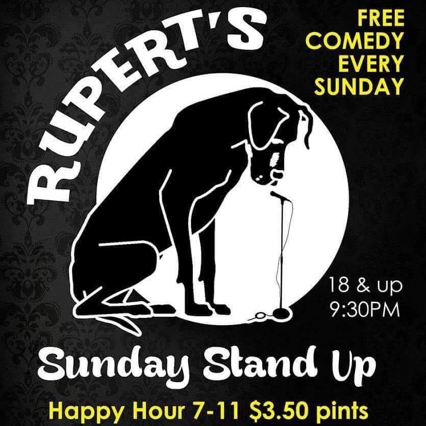Rupert's Sunday Standup
