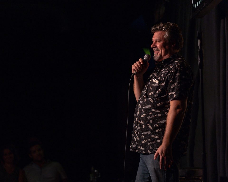Brian Atkinson Clean Comedy