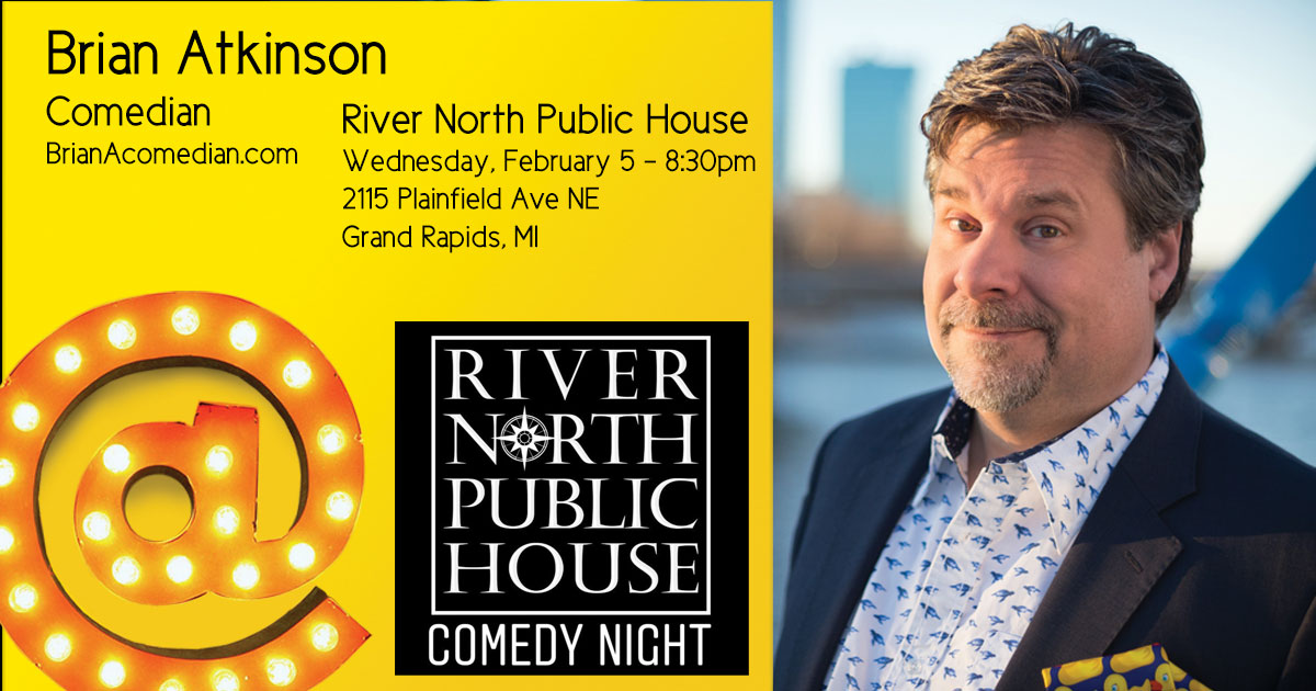 River North Public House Comedy Night