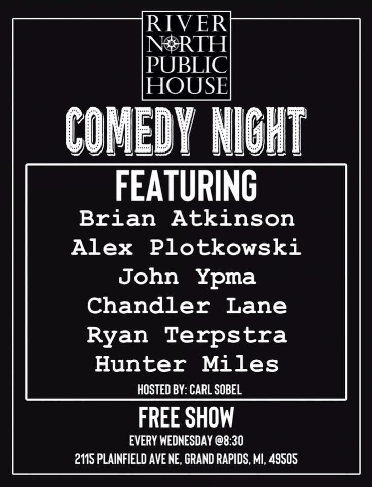 River North Comedy Night
