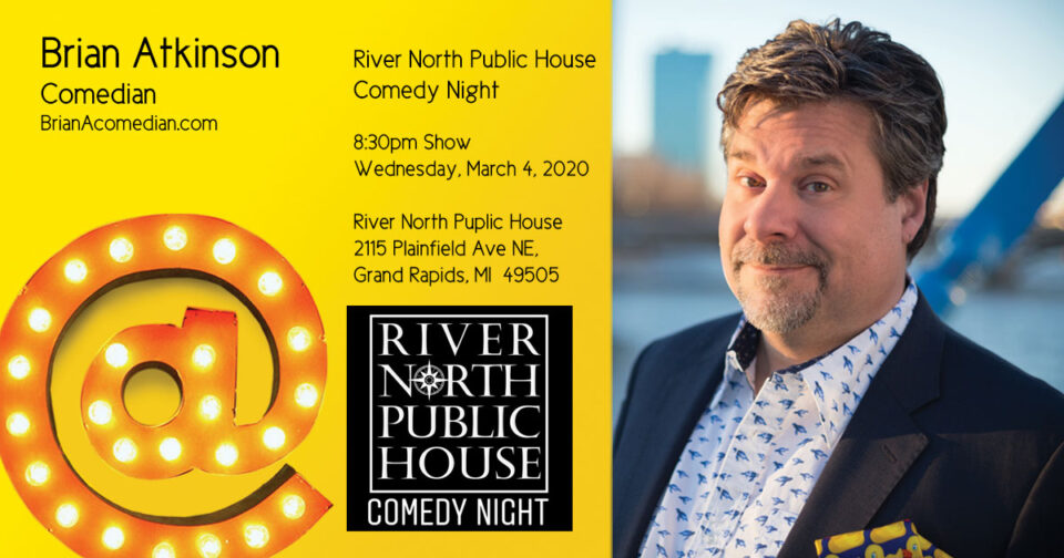 River North Public House Comedy Night