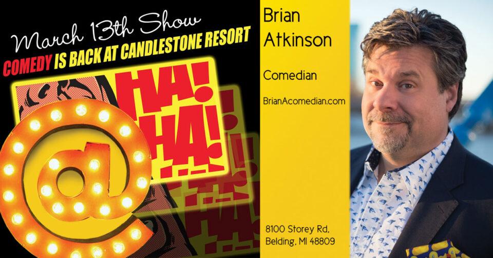 Brian Atkinson at Candlestone