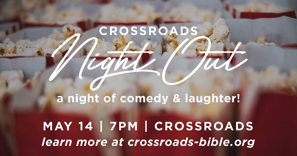 Brian Atkinson at Crossroads Night Out with Clean Comedy Time